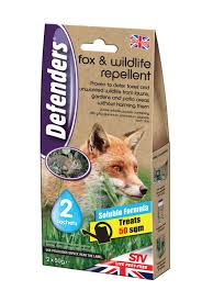 Badger Repelling and Deterring Granules 100g