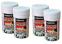 Carpet Moth Mini Fumigation Smoke Bombs x 4