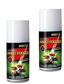 Clothes Moth Fumigating Power Fogger x 2