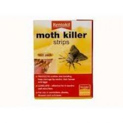 Clothes Moth Killer Papers x 2