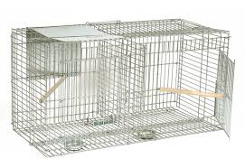 Corvid Bird Trap - Larsen Live Catch Trap