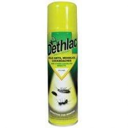 Dethlac Cockroach Killing Lacquer Spray Aerosol