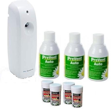 Fly and Flying Insect Kill and Control Treatment Kit 2