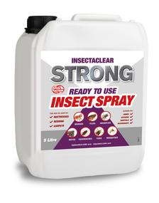 Formula D Flea Kill and Control Insecticide 5 Litres