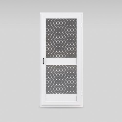 Heavy Duty FIRE EXIT Fly Screen Door - Model 3