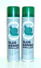 SAS Slugs and Snails Deterrent Spray Aerosols x 2