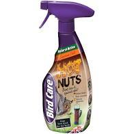 Squirrel Repelling and Deterring Spray 750ml