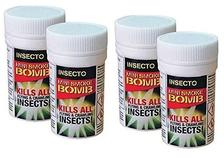 Woodlice and Earwig Mini Fumigation Smoke Bombs x 4